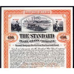 Standard Plate Glass Co., Specimen Bond.