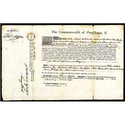 Commonwealth of Pennsylvania, Land Purchase Agreement.