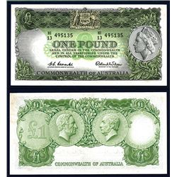 Commonwealth of Australia, ND (1953-60) Issue.