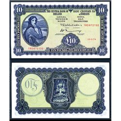 Central Bank of Ireland, 1971-75 Issue Banknote.