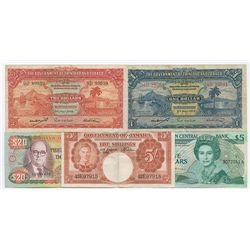 Caribbean Banknote Quintet.