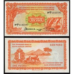 Standard Bank of South Africa Limited, 1955 Issue.