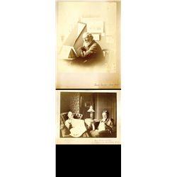 James Smillie Albumen Photographs ca.1880's.