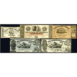 Southern Banknote Quintet.