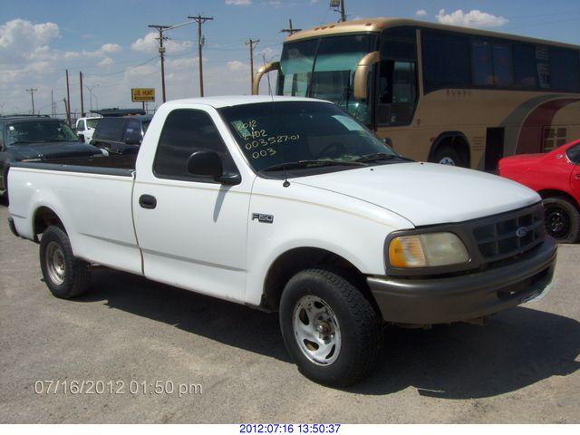 1997 - ford f150 - rod robertson enterprises inc.