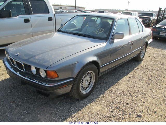 1993 - Bmw 740i