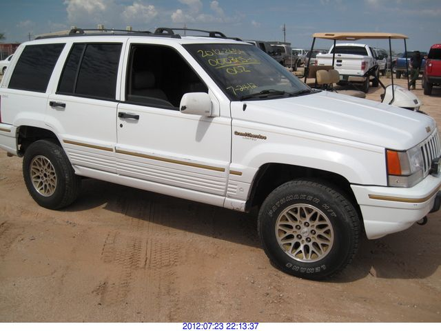 Jeep Grand Cherokee 1995 >> 1995 Jeep Grand Cherokee Rod Robertson Enterprises Inc