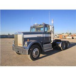 1986 International F9370 T/A Truck Tractor