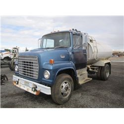 1975 Ford S/A Water Truck