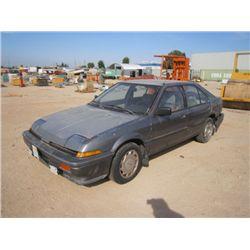 1987 Acura Integra LS Sedan