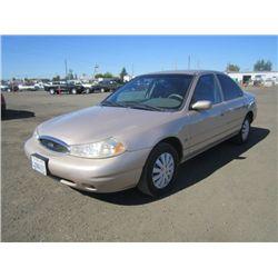 1998 Ford Contour LX Sedan