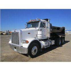 1994 Peterbilt 378 10 Wheel Dump Truck
