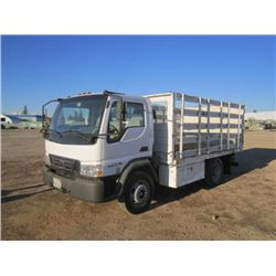 2006 Ford LCF S/A Cab Over Flatbed Truck