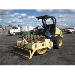 2006 Bomag BW177PDH-3 Padfoot Compactor