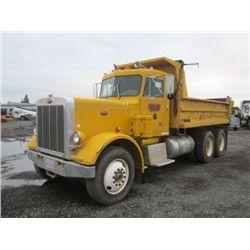 1980 Peterbilt 359 T/A Dump Truck