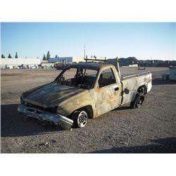 2003 Chevrolet Silverado S/A Pickup Truck