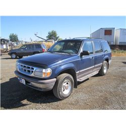 1997 Ford Explorer XLT 4x4 SUV