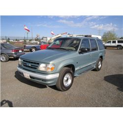 1997 Ford Explorer Limited 4x4 SUV