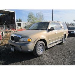 1998 Lincoln Navigator SUV
