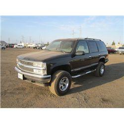 1999 Chevrolet Tahoe LS 4x4 SUV