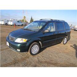 2000 Mazda MPV LX Minivan