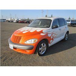 2001 Chrysler PT Cruiser Limited Edition