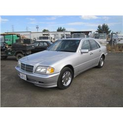 1999 Mercedes 230 Sedan