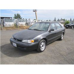 1998 Chevrolet Prizim Sedan
