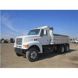 2002 Sterling T/A Dump Truck