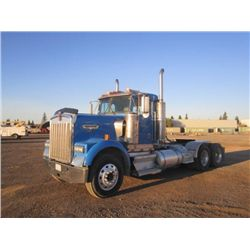 2001 Kenworth W900B T/A Truck Tractor