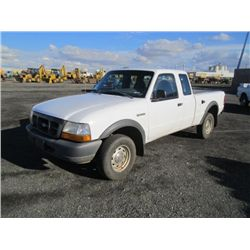 1998 Ford Ranger 4x4 XtraCab Pickup Truck