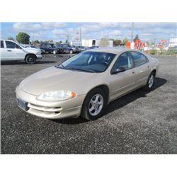 2001 Dodge Intrepid SE Sedan