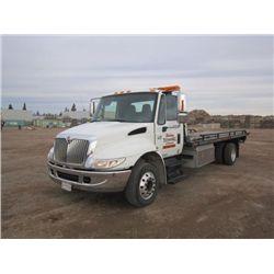 2006 International 4300 S/A Slide Back Tow Truck