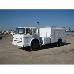 1986 Ford C700 S/A Service Truck