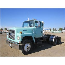 1992 Ford L9000 T/A Truck Tractor