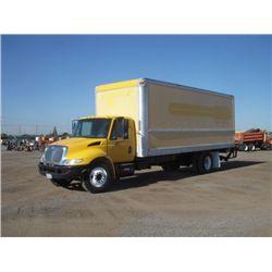 2004 International 4300 DT466 S/A Box Truck
