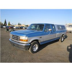 1993 Ford F150 XLT Long Bed XtraCab Pickup Truck