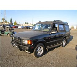 1996 Land Rover Discovery SE7 4x4 SUV