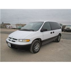 1997 Dodge Grand Caravan Minivan