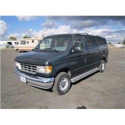 1996 Ford Club Wagon XLT Van