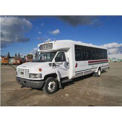 2004 Chevrolet C5500 30 Passenger Bus