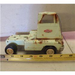"""Metal Tonka Truck approx 7"""" x 4"""" x H 5"""""""