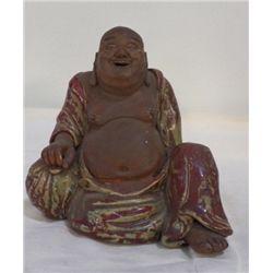 Heavy Clay Buddha