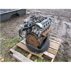Ford CV Engine