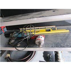 Drill, Grinder, Tool Handles