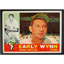 1960 TOPPS BASEBALL #35 WHITEY FORD  VGEX  & #1 EARLY WYNN, VGEX