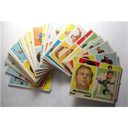 1957 Topps football star cards  all EXMT or better:#3-11-14-15-17-27-28-29-30-32