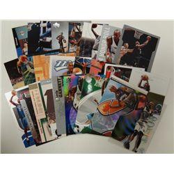 25- KEVIN GARNETT BASKETBALL CARDS ALL DIFFERENT PREMIUM BRANDS