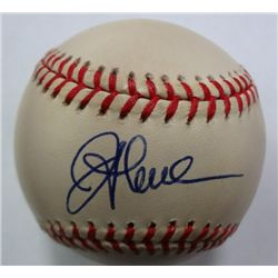JIM THOME AUTOGRAPHED BASEBALL