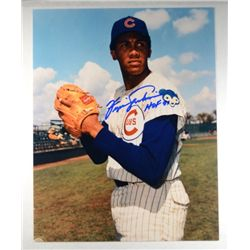 FERGIE JENKINS AUTOGRAPHED PHOTO